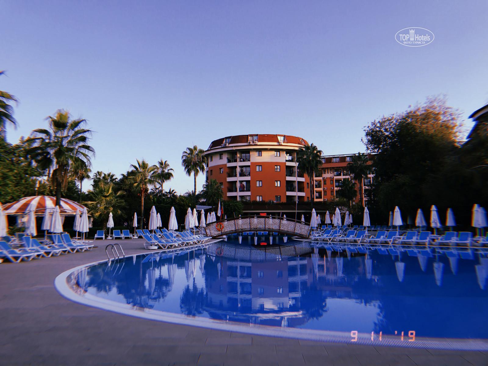 Аланія Palmeras Beach Hotel ціни