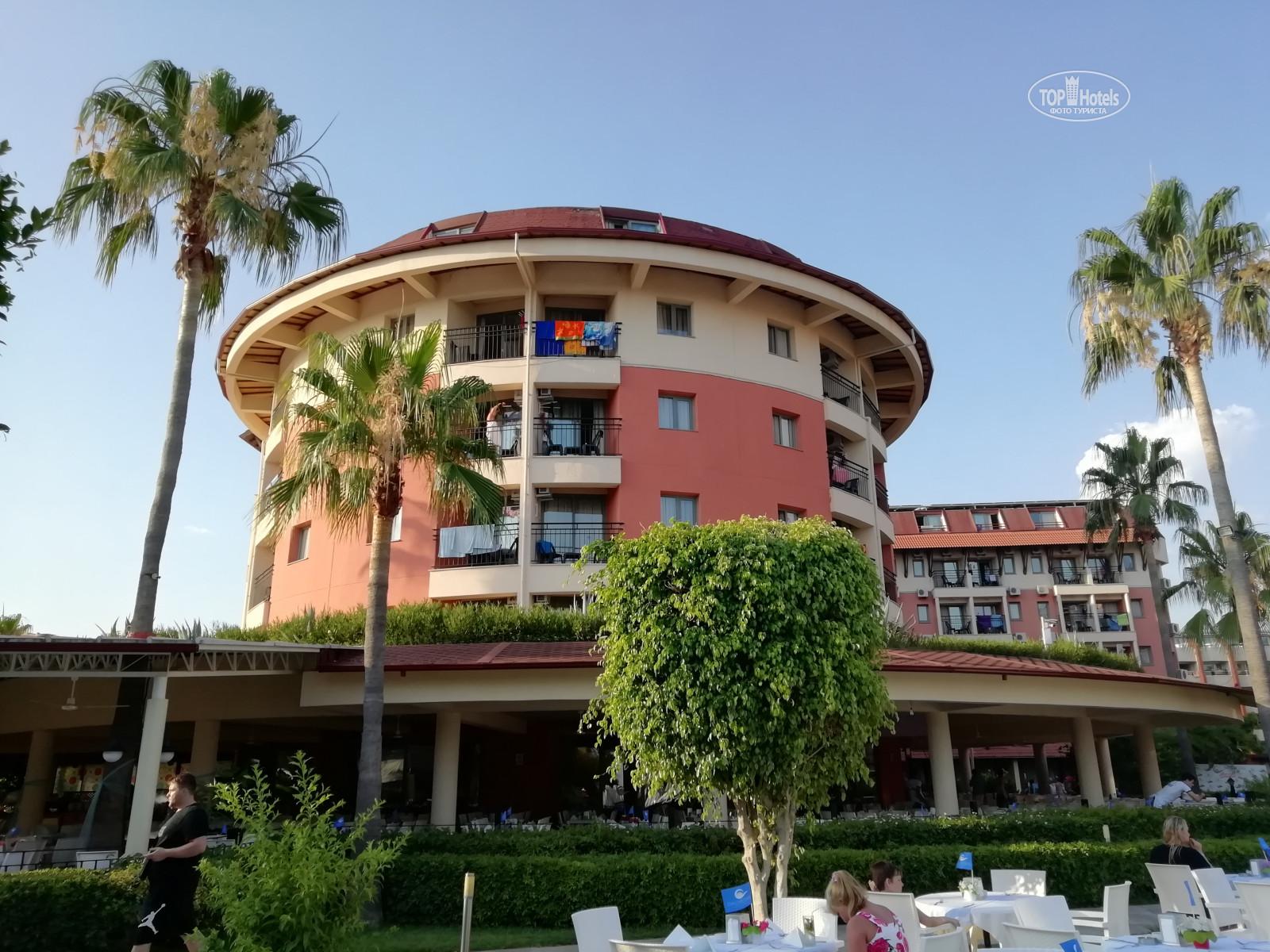 Palmeras Beach Hotel, HV 1