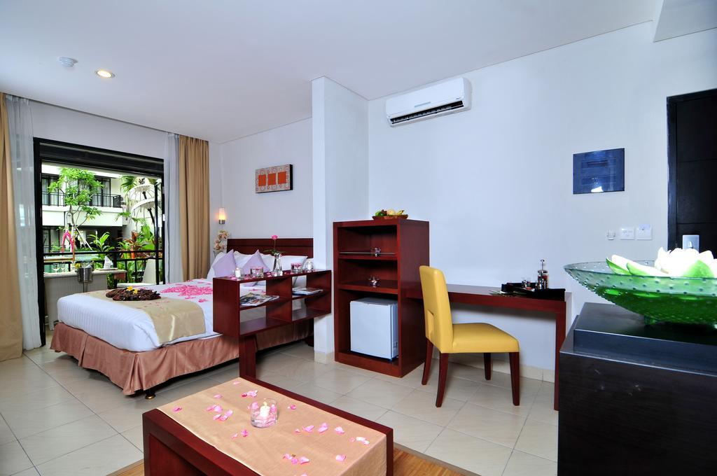 Туры в отель Grand Kuta Hotel & Residences Кута