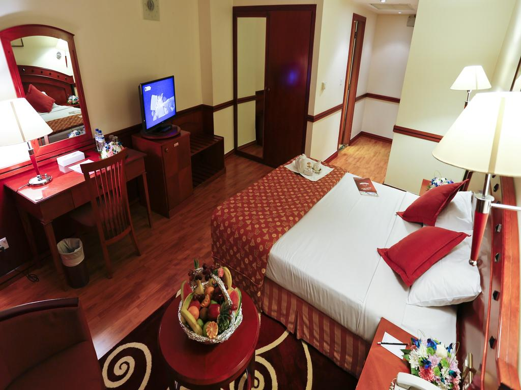 Туры в отель Panorama Grand Bur Dubai
