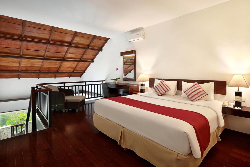 Отдых в отеле Swiss-Belhotel Segara Нуса-Дуа