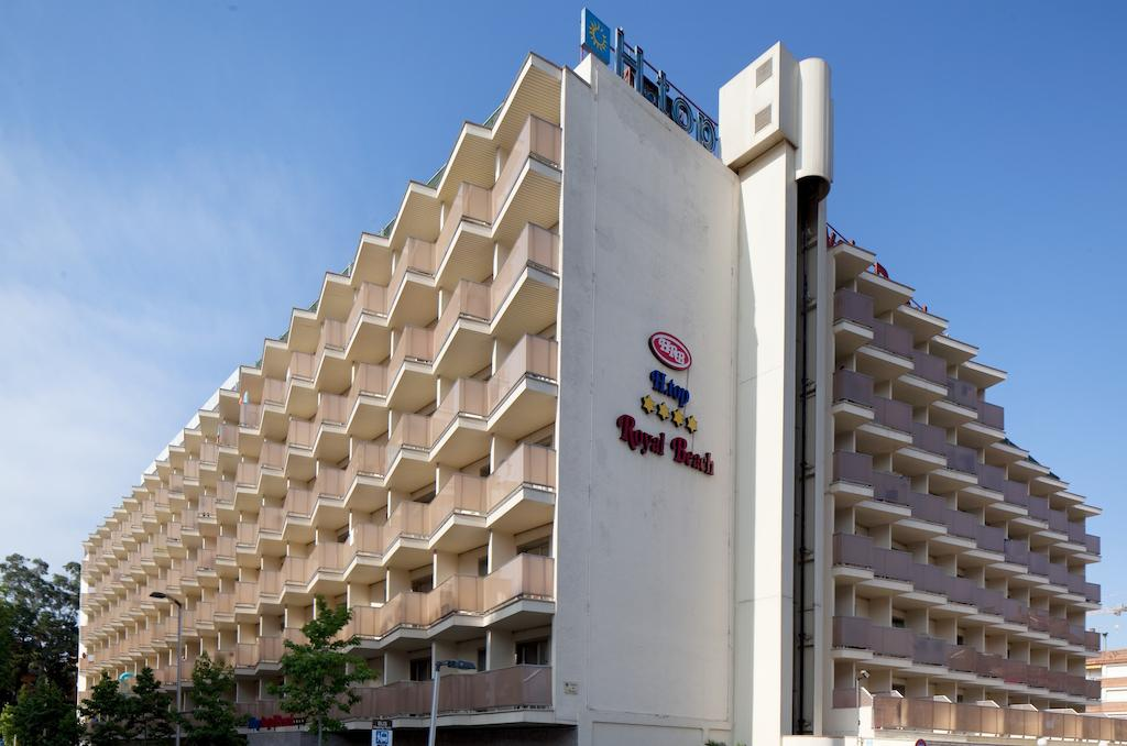 Отдых в отеле H.top Royal Beach