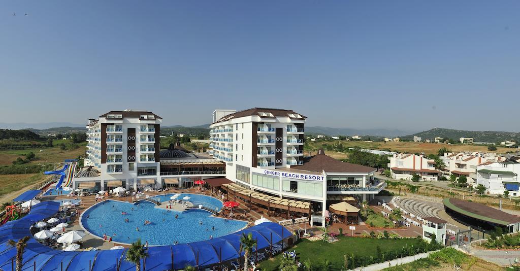 Туры в отель Hotel Cenger Beach