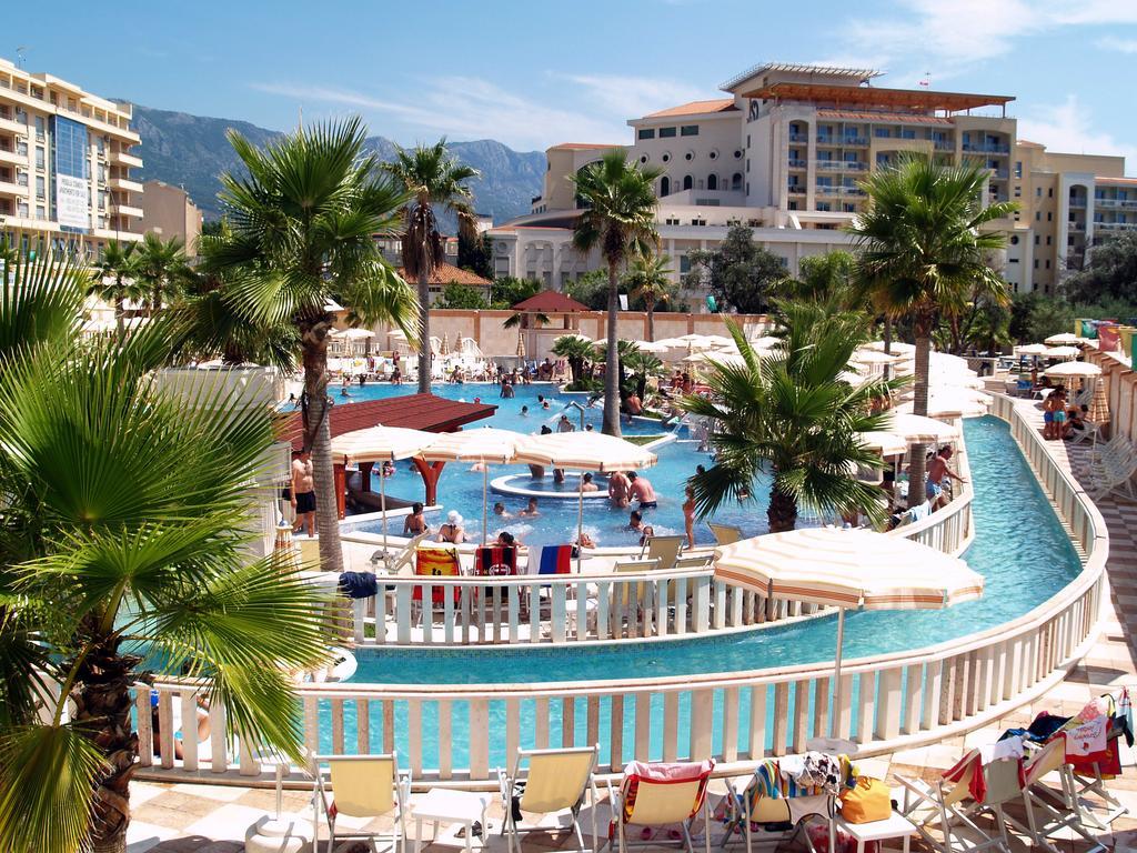 Туры в отель Mediteran Becici Hotel Бечичи Черногория