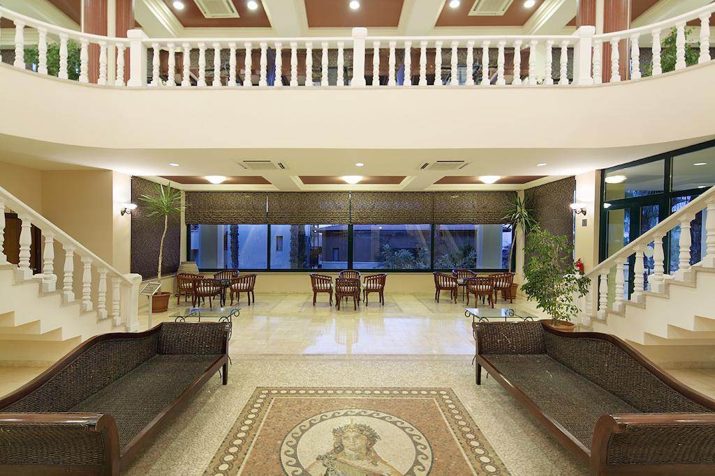 Відгуки туристів Justiniano Club Alanya