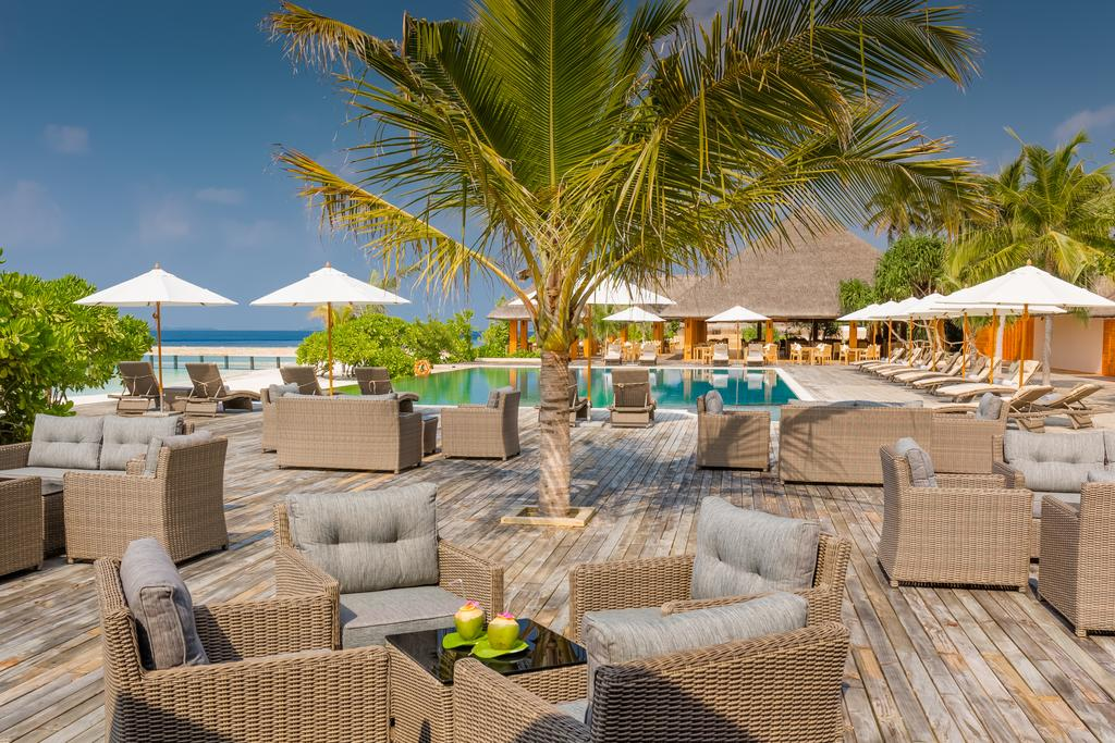 Тури в готель Kudafushi Resort & Spa Раа Атол