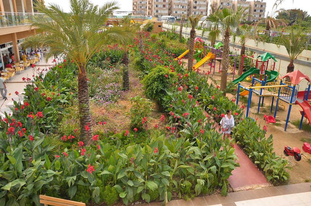 Туры в отель Hedef Resort & Spa Аланья Турция