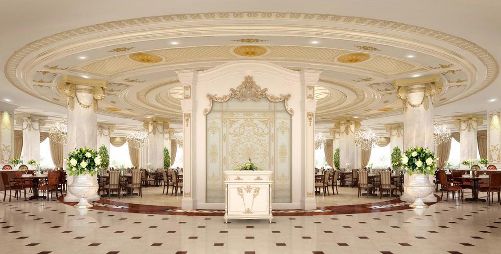 Дубай Пальма Emerald Palace Kempinski Dubai