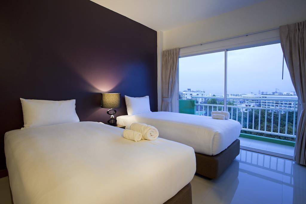 Отдых в отеле Wiz Hotel Паттайя