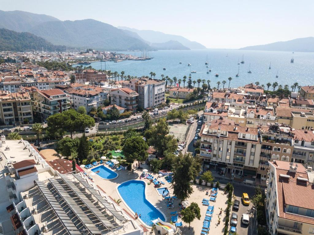 Halici Otel Marmaris Туреччина ціни