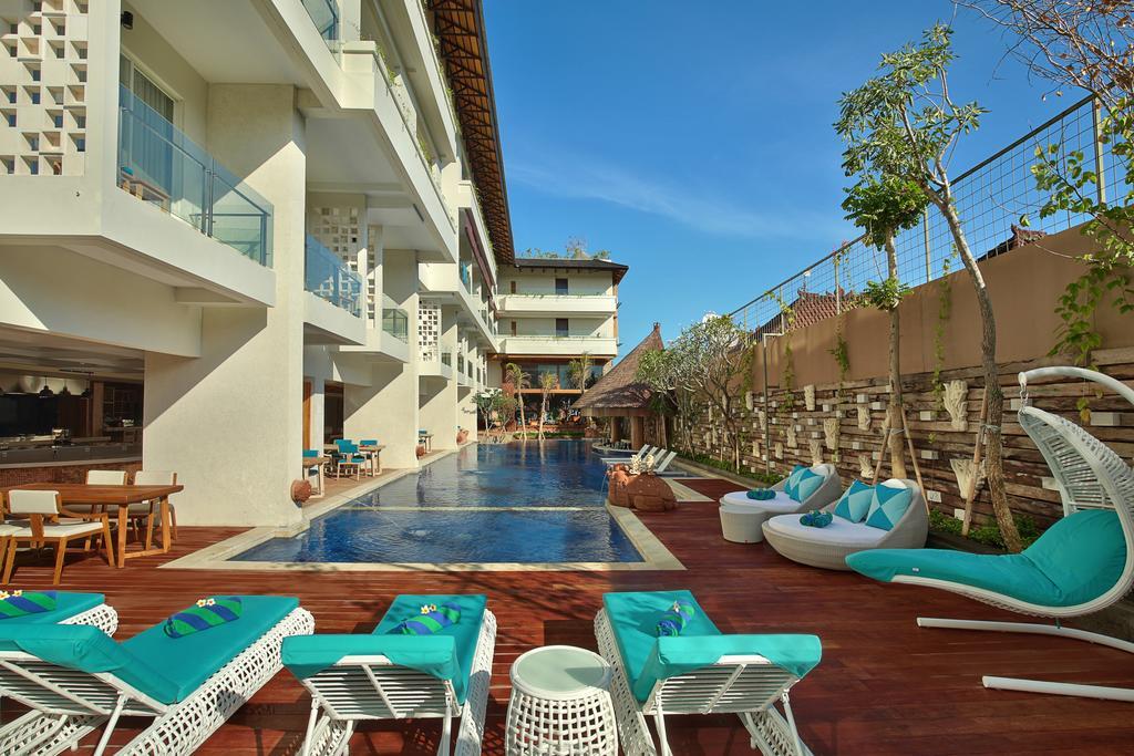 Отдых в отеле Jimbaran Bay Beach Джимбаран Индонезия