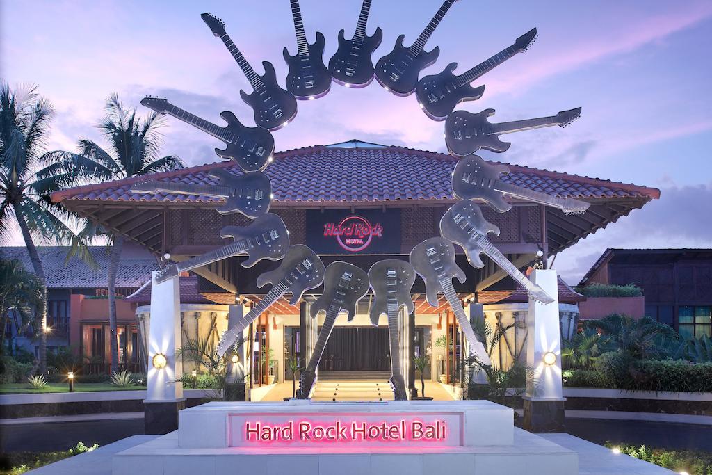 Отдых в отеле Hard Rock Кута Индонезия