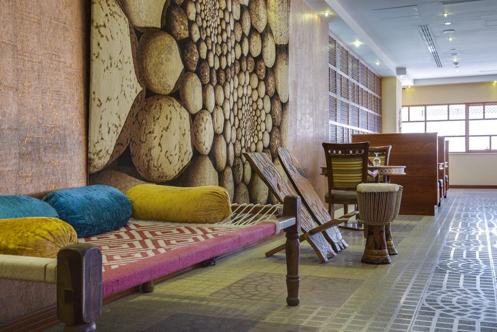 Park Inn by Radisson Hotel Apartments, питание