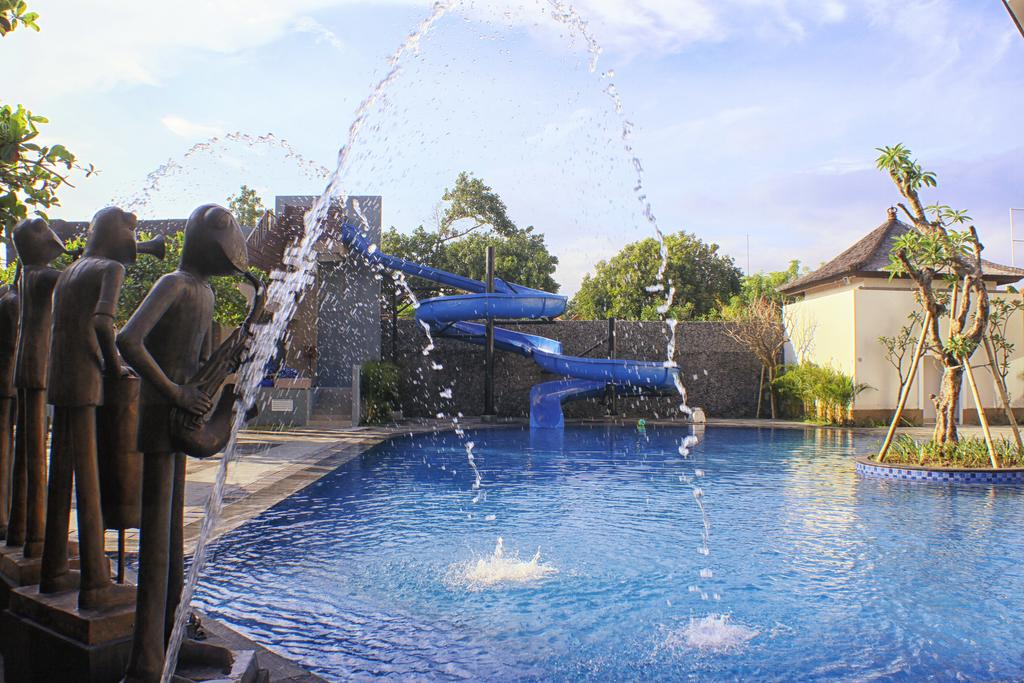 Grand Mirage Resort, Танжунг-Беноа, Индонезия, фотографии туров