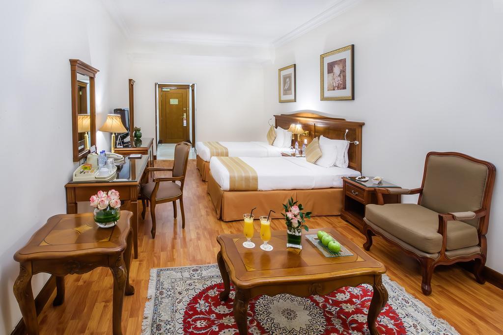 Отель, ОАЭ, Дубай (город), Grand Excelsior Hotel Bur Dubai