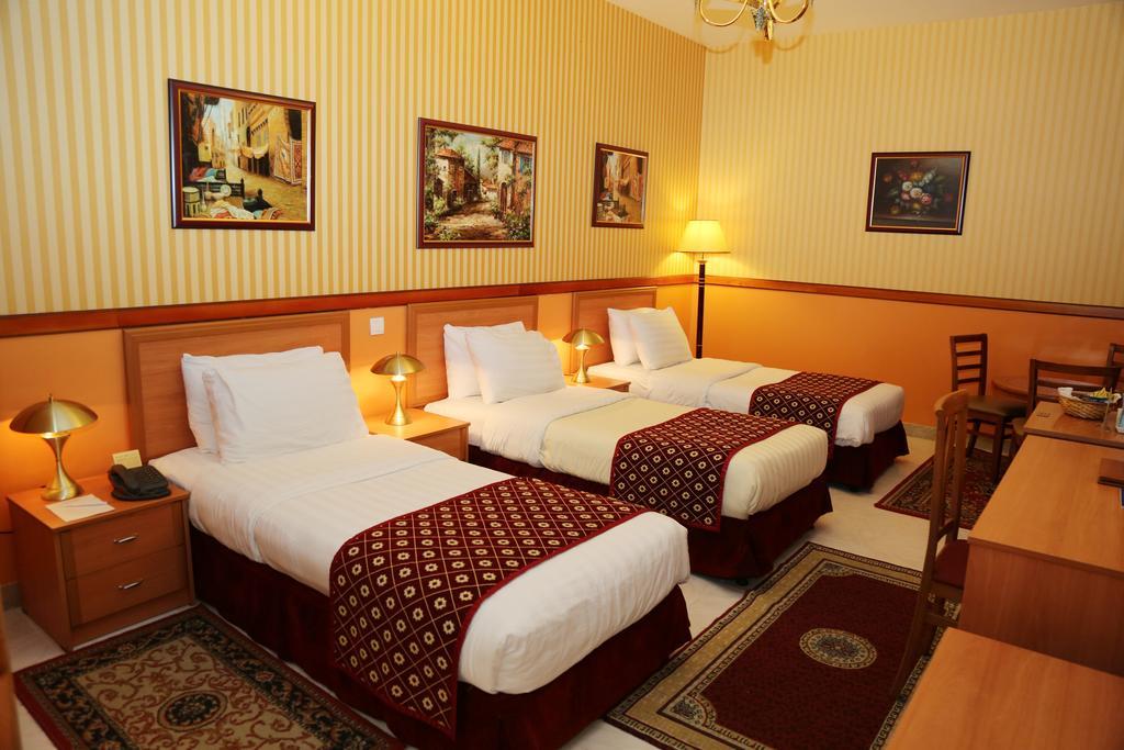 Туры в отель California Hotel Дубай (город) ОАЭ