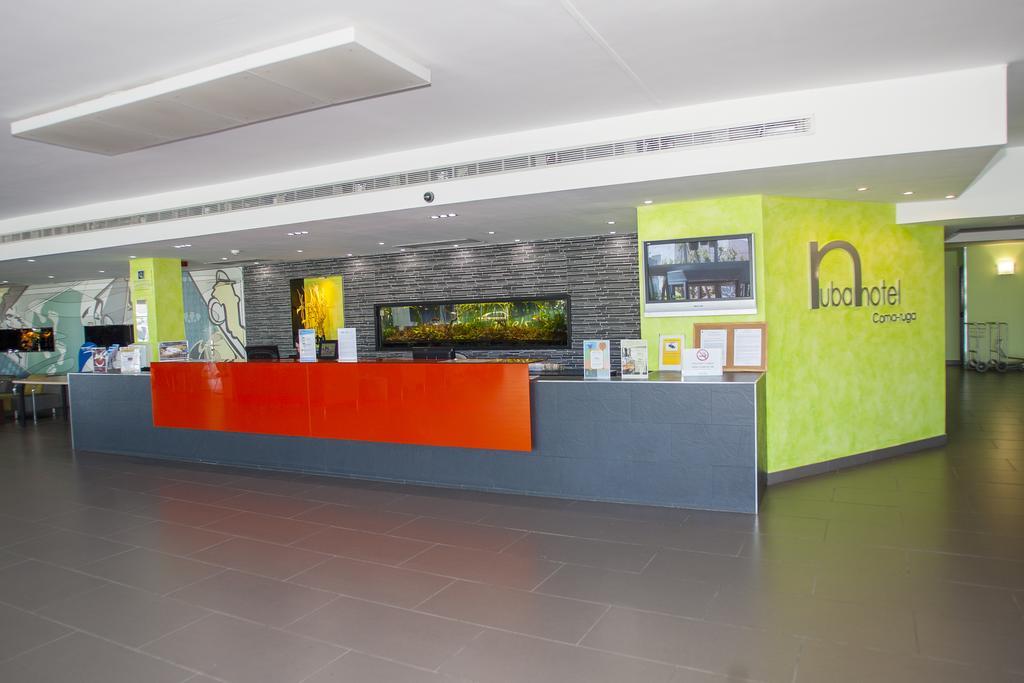 Горящие туры в отель Nubahotel Coma-Ruga Коста-Дорада