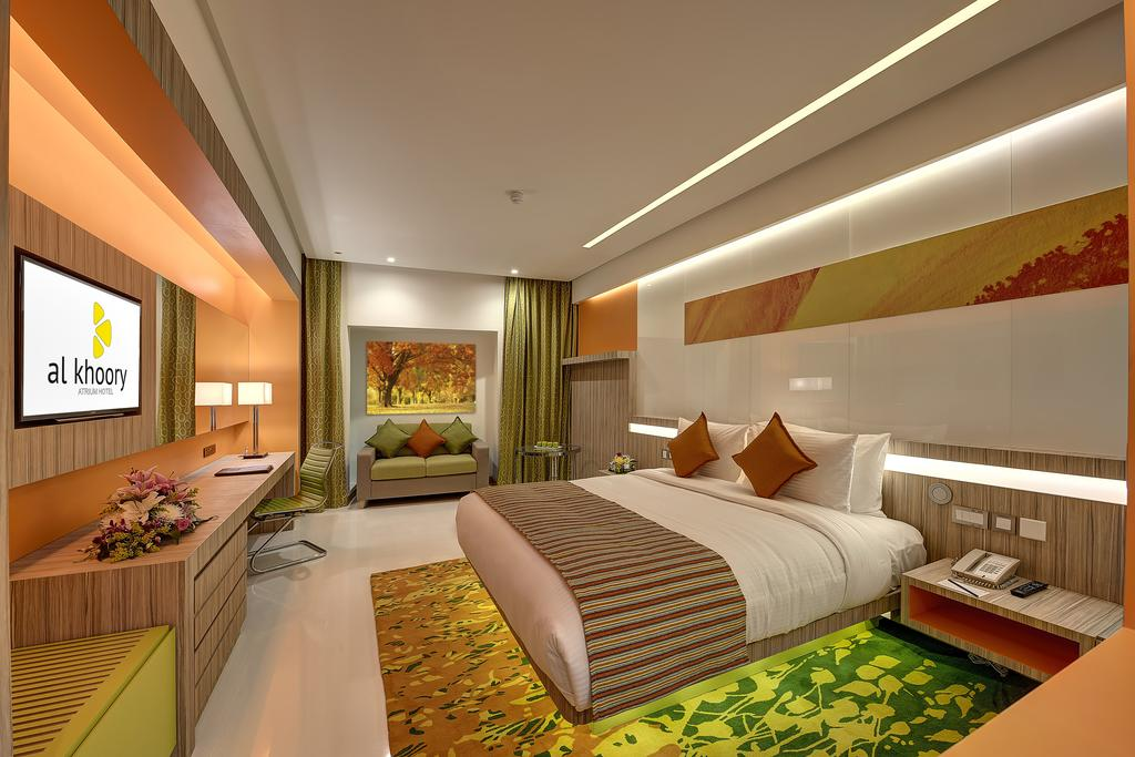 Al Khoory Atrium Hotel, Дубай (город) цены