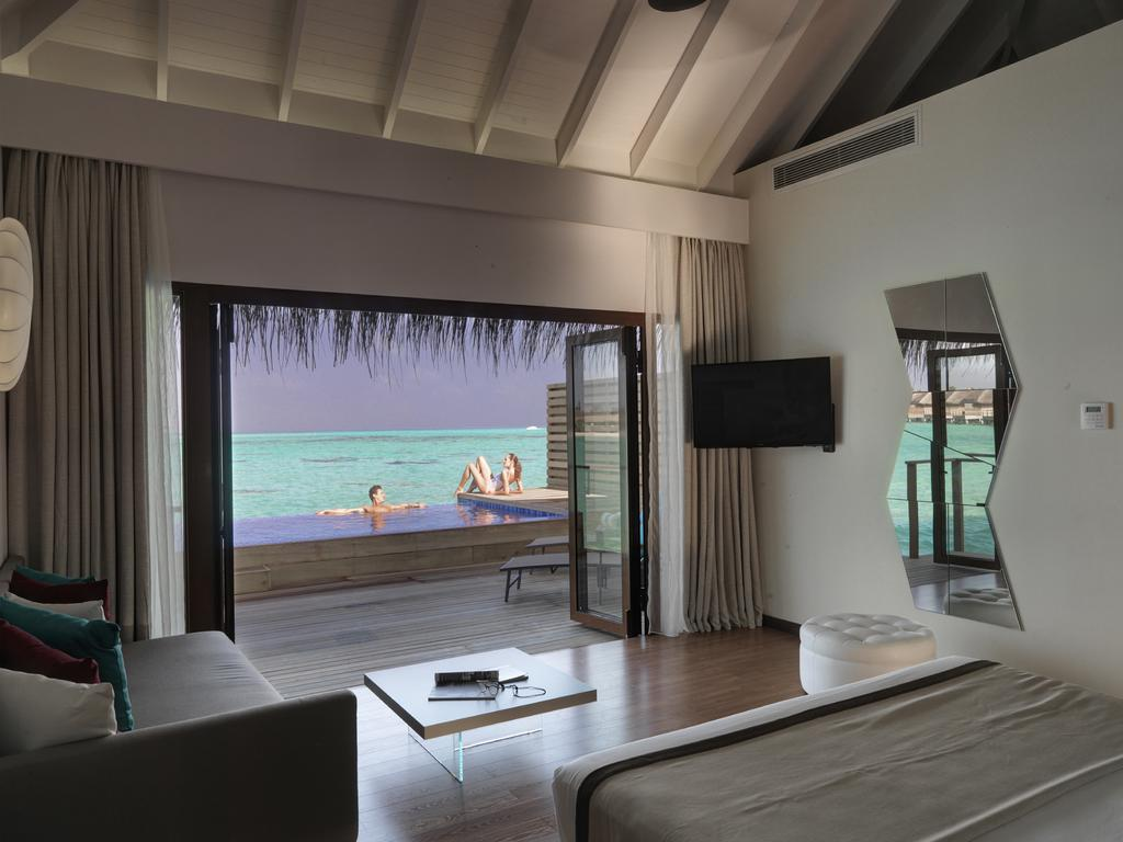 Cocoon Maldives, номера