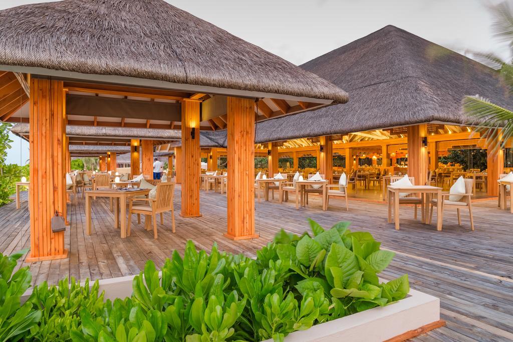 Відпочинок в готелі Kudafushi Resort & Spa Раа Атол Мальдіви