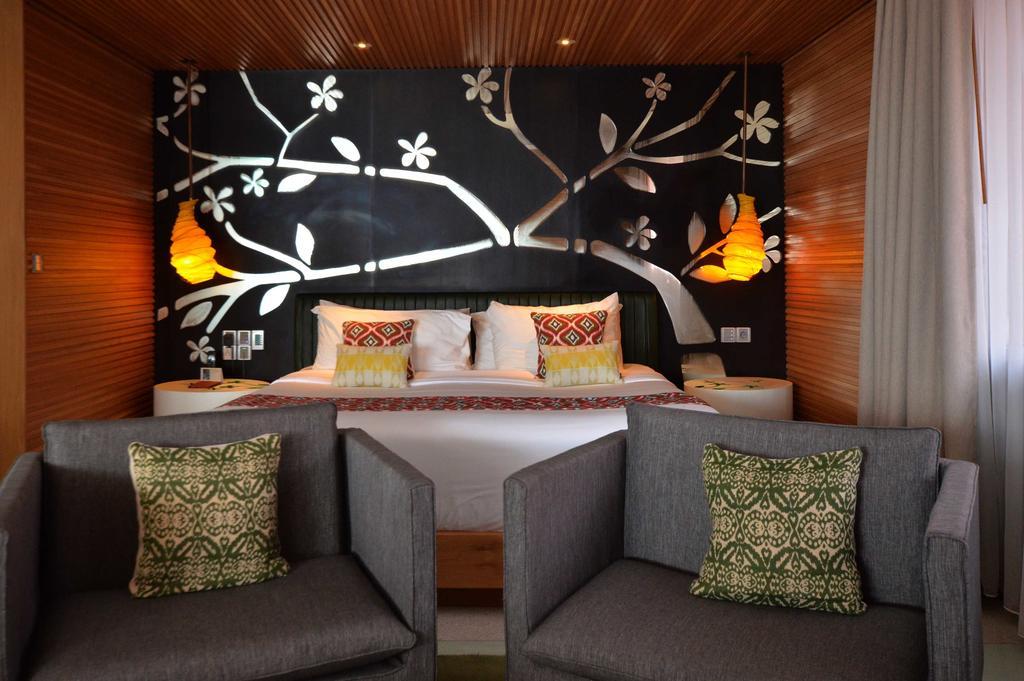 Отдых в отеле Grand Aston Bali Beach Resort Танжунг-Беноа
