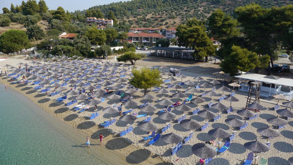Гарячі тури в готель Lagomandra Beach Hotel Сітонія