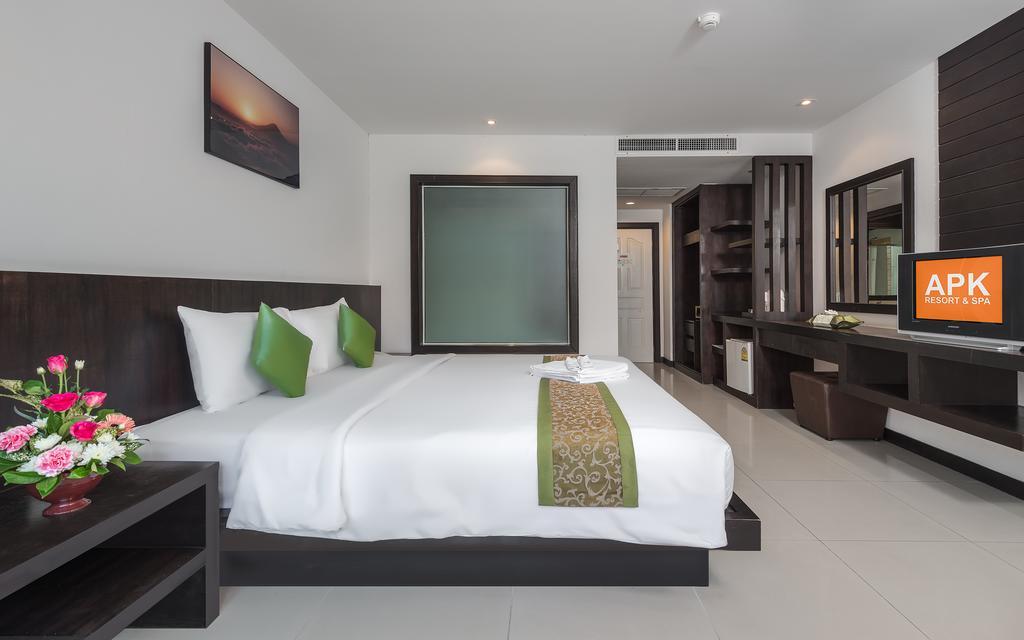 Отель, Apk Resort & Spa
