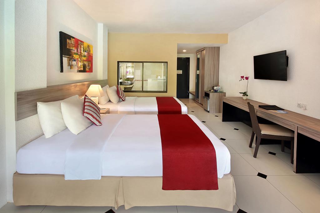 Отзывы гостей отеля Swiss-Belhotel Segara