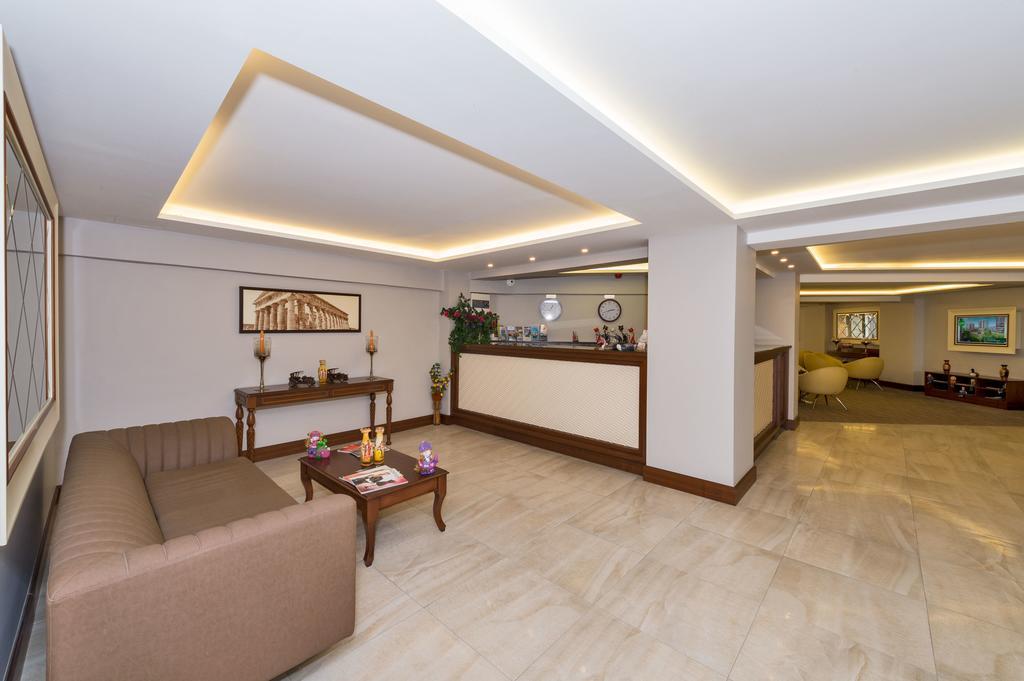 Bergama Hotel, Стамбул цены