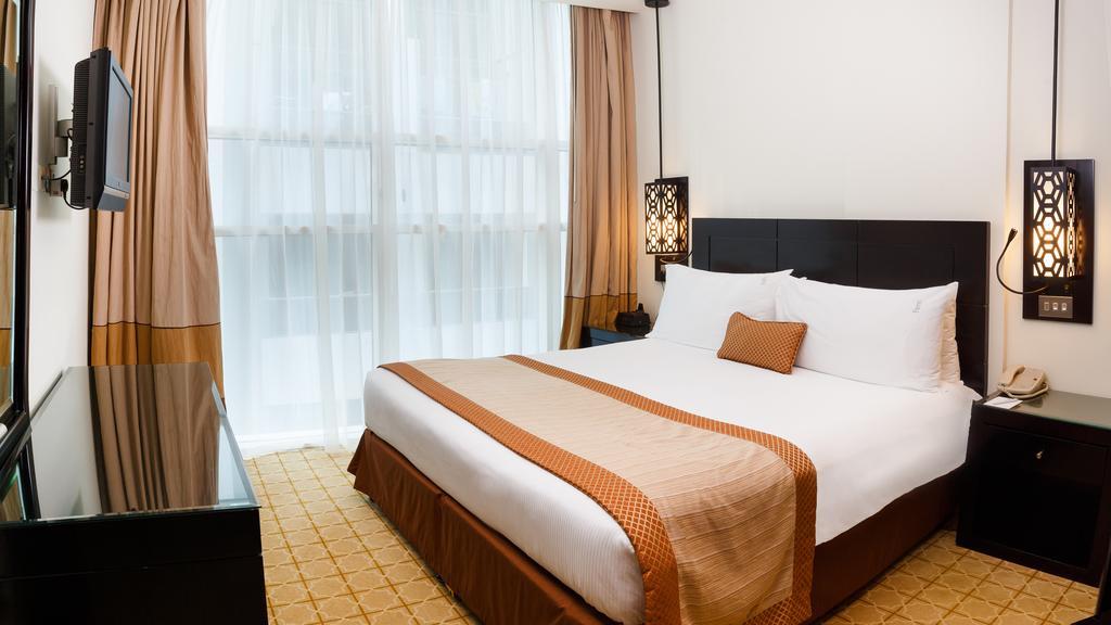 Holiday Inn Al Barsha ОАЭ цены
