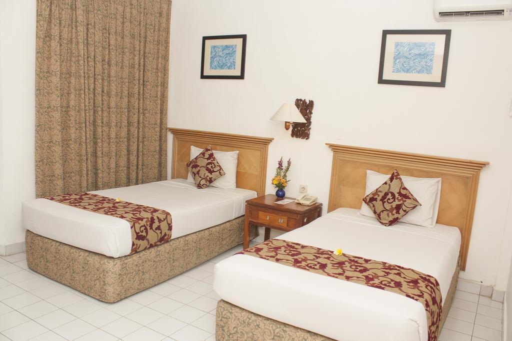 Отдых в отеле Seminyak Paradiso Семиньяк Индонезия
