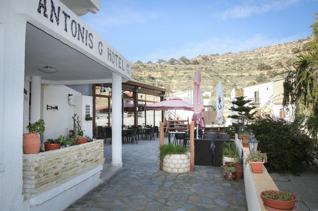 Antonis G Hotel Apartments, Ларнака, Кипр, фотографии туров