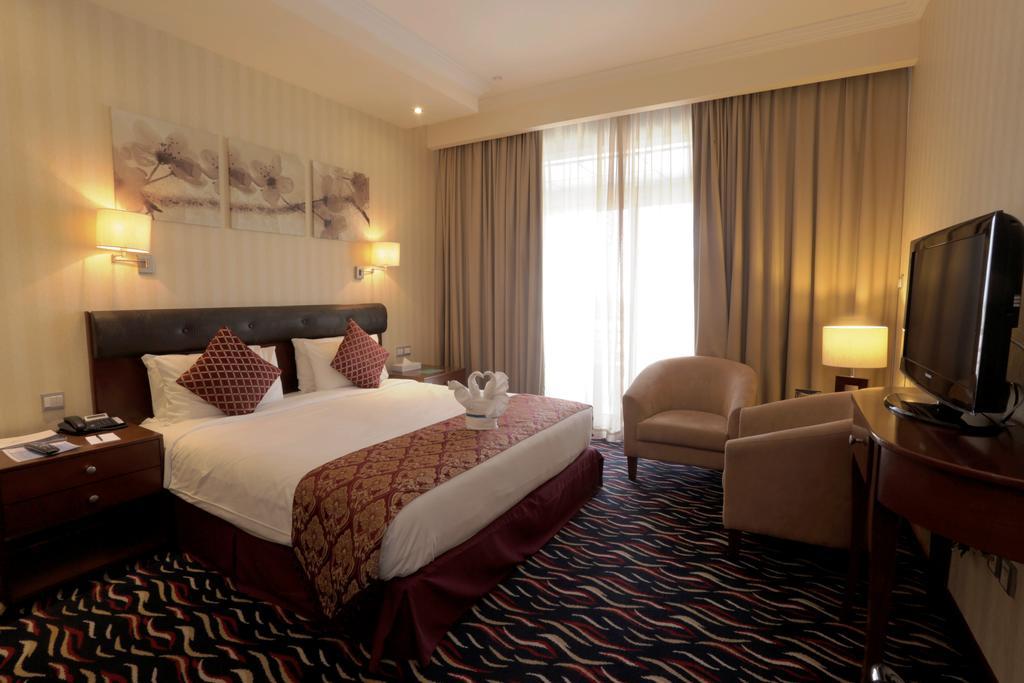 Туры в отель Cassels Al Barsha Hotel