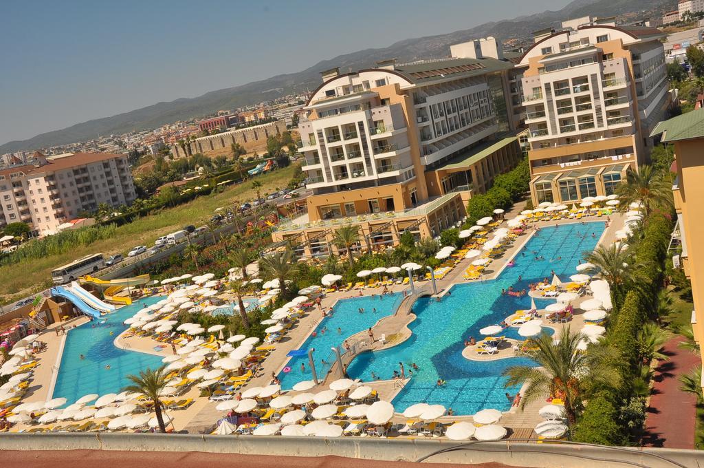 Фото готелю Hedef Resort & Spa