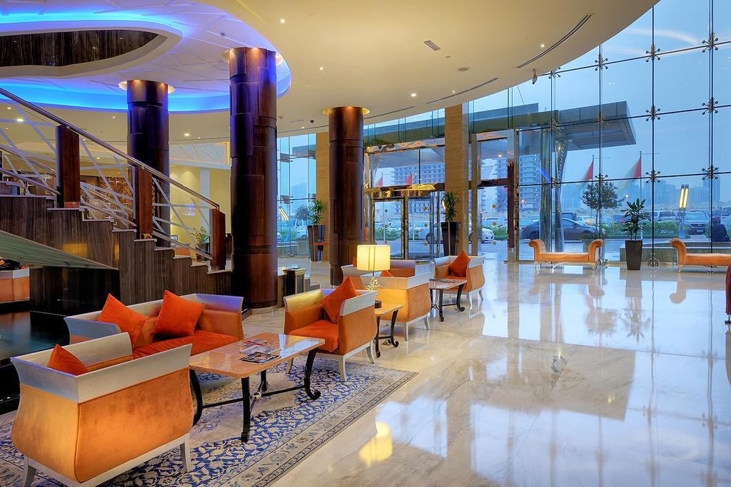 Отдых в отеле Ghaya Grand Hotel Дубай (город)