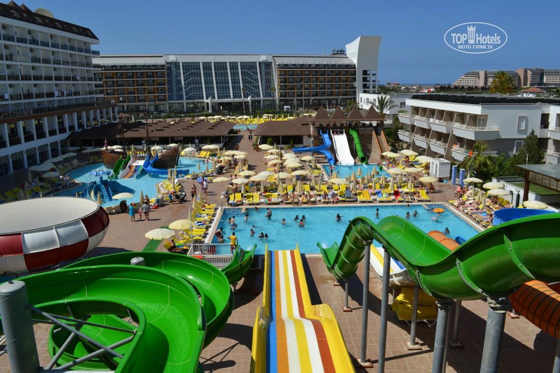 Eftalia Splash Resort, Аланія, Туреччина, фотографії турів