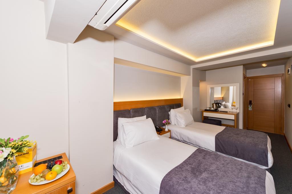 Отдых в отеле Bergama Hotel Стамбул Турция
