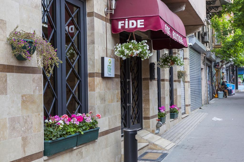 Горящие туры в отель Fide Hotel