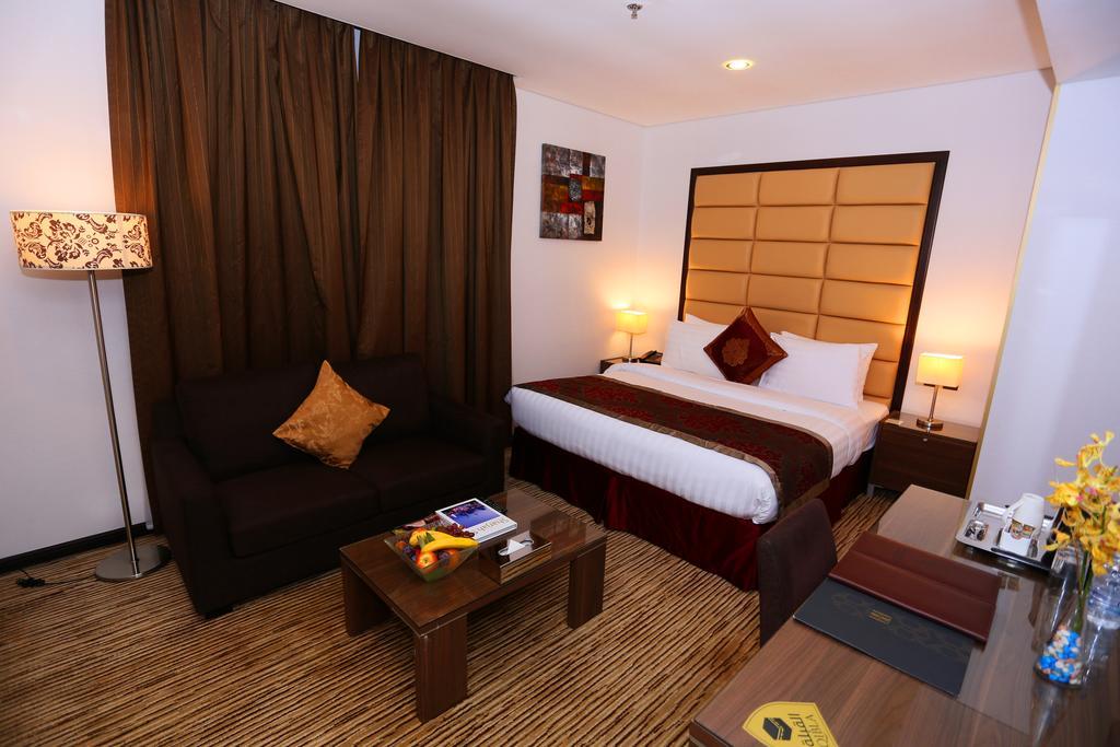 Туры в отель Al Hamra Hotel Шарджа ОАЭ