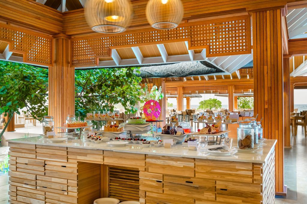 Відгуки про відпочинок у готелі, Kudafushi Resort & Spa