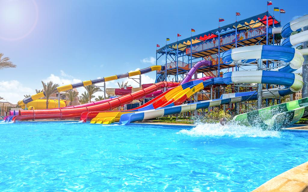Hawaii Le Jardian Aqua Park, Египет, Хургада, туры, фото и отзывы