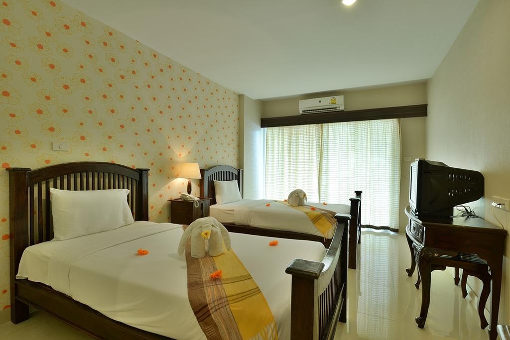 Цены в отеле Wongamat Privacy Residence