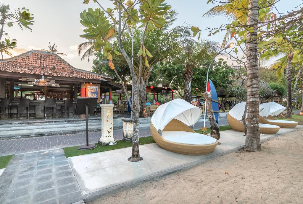 Туры в отель Inna Bali Beach Garden Санур Индонезия