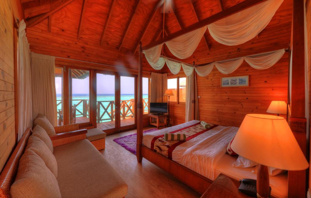 Fihalhohi Island Resort, Мальдивы, Южный Мале Атолл, туры, фото и отзывы