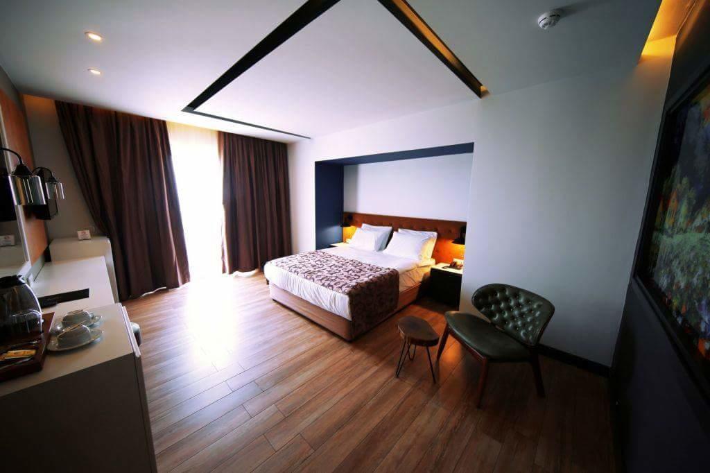 Відпочинок в готелі Sey Beach Hotel & Spa Аланья Туреччина