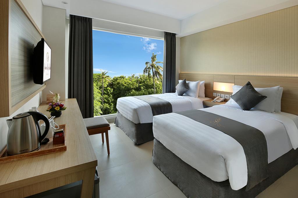 Горящие туры в отель Jimbaran Bay Beach Джимбаран Индонезия