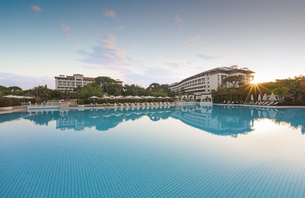 Відпочинок в готелі Ela Quality Resort Белек Туреччина