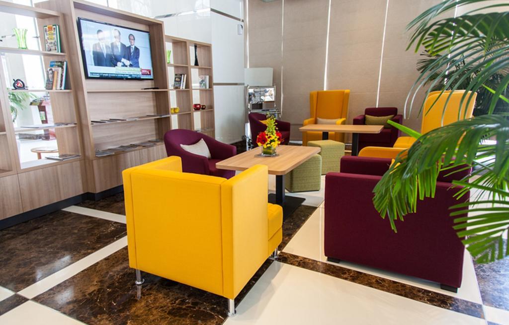 Отель, Park Inn by Radisson Hotel Apartments