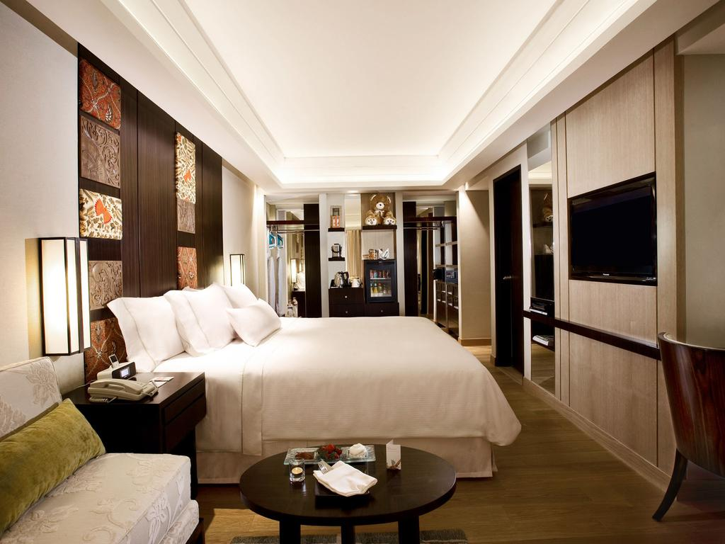 Отдых в отеле The Westin Resort Nusa Dua