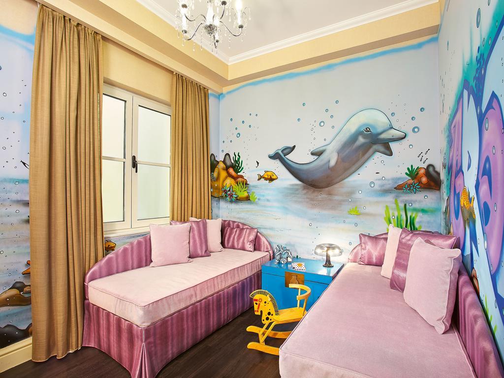 Отзывы гостей отеля Grecotel Pallas Athena